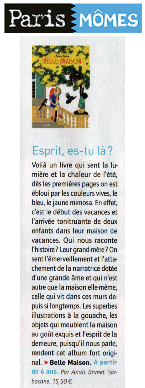Paris momes